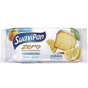 Bolo Zero Açúcar Laranja 250G SuaviPan