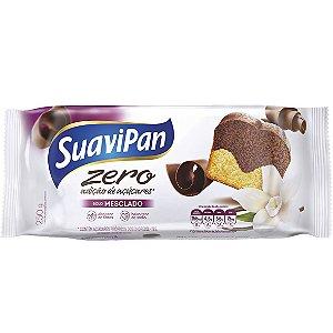 Bolo Zero Açúcar Mesclado 250G SuaviPan