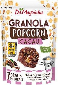 Snack Granola Popcorn Cacau 50G Magrinha