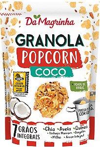 Snack Granola Popcorn Coco 50G Magrinha