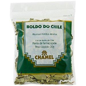 Boldo Folhas A Granel 30G Chamel