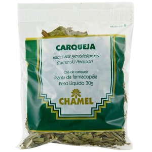 Carqueja Folhas A Granel 30G Chamel