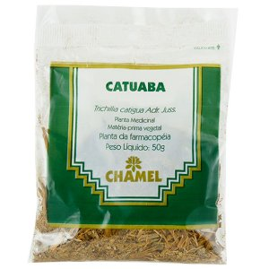 Catuaba Casca A Granel 50G Chamel