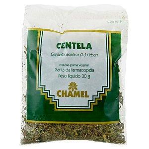 Centela Folhas A Granel 30G Chamel