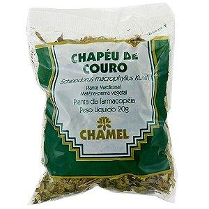Chapeu De Couro Folhas A Granel 20G Chamel