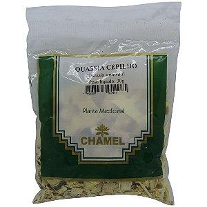 Quassia Cepilho A Granel 30G Chamel