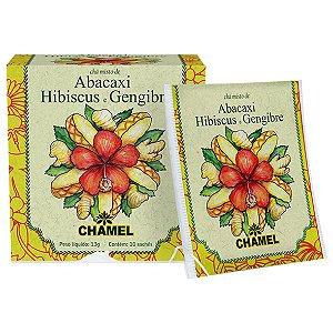 Abacaxi/ Hibiscus/ Gengibre 10Env 13G Chamel