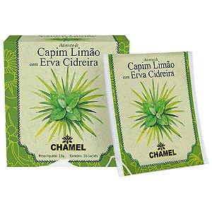 Capim Limao/Cidreira 10Env 10G Chamel