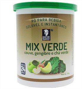 Mix Verde Couve/Gengibre/Chá Verde 120g Doctor Berger