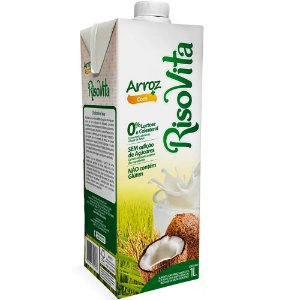 Bebida De Arroz Coco 1L Risovita