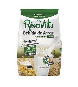 Bebida De Arroz Em Po Original Sache 300G Risovita