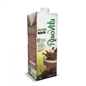 Bebida De Arroz Chocolate 1L Risovita