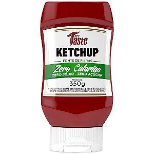 Ketchup Zero Sodio/Acucar 350G Mrs Taste
