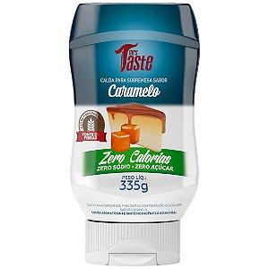 Calda Caramelo Zero 335G Mrs Taste