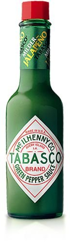 Tabasco Green 60Ml