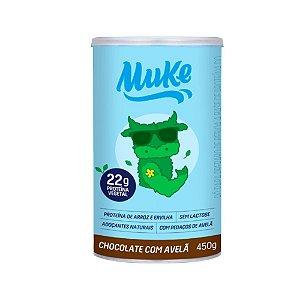 Pote Muke 450G Proteina Veg Choc/Avela