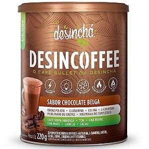 Desincoffee Chocolate Belga 200g  Desinchá