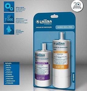 Filtro P655+P635 Para Purificador de Água LATINA ( Original )