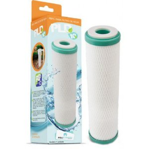 Refil Filtro Elemento Filtrante Pld 10 Filtros De Carcaça