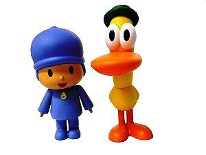 Pocoyo e seu melhor amigo Pato