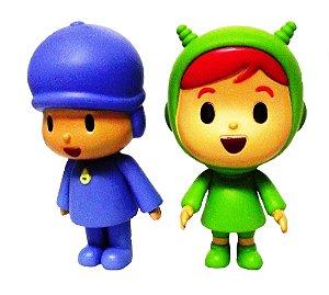 Pocoyo e Nina