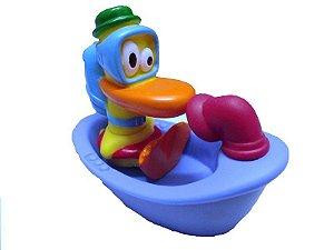 Pato amigo do Pocoyo, hora do banho
