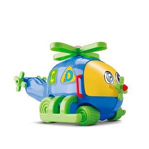 Helicóptero Infantil Jumbinho - Fricção - Cardoso