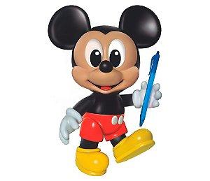 Mickey Mouse  30 Cms  Bonecos De Vinil Atóxico  Lider