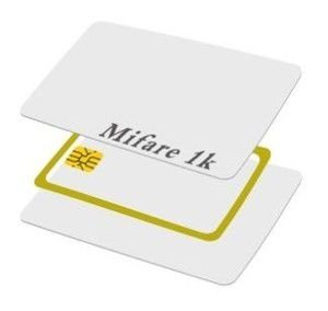 Cartão de Proximidade RFID 13,56 MHz (10 unid)
