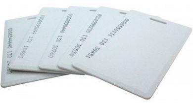 Cartão de Proximidade RFID 125 KHz (1 unid)
