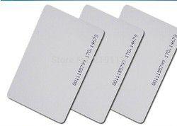 Cartão de Proximidade RFID 125 KHz (10 unid)