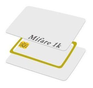 Cartão de Proximidade RFID- IC RW 13,56 MHz 1K (200 unid)