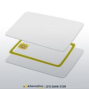 Cartão de Proximidade RFID ISO 125 KHz