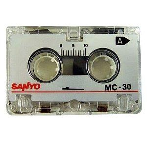 Microfita Mc-30 Sanyo P/Gravador