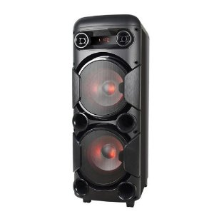 Caixa de Som SP380 Multilaser Mini Torre 900W