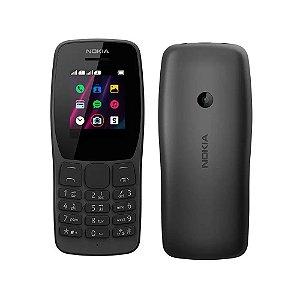 Celular Nokia 110 Dual Sim NK006 Preto