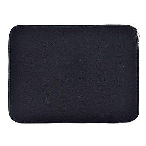 Capa para Notebook Basic 15.6'' Preto Reliza.
