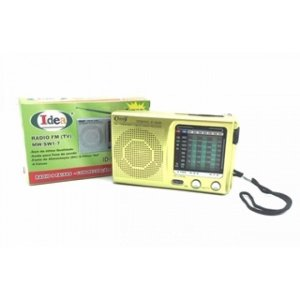 Rádio Idea ID-9099 9 Faixas