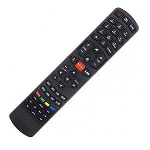 Controle Remoto Para Tv Philco RBR -7487.