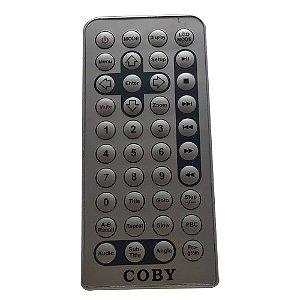 Controle Remoto Para Dvd Coby