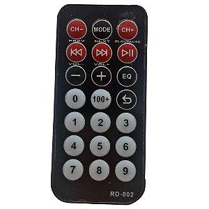 Controle Remoto Para Mixer RD-002