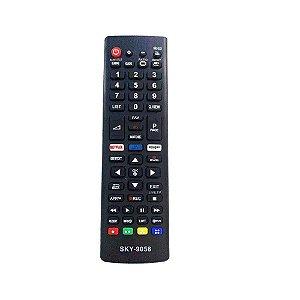 Controle SKY-9058 Sky TV LG