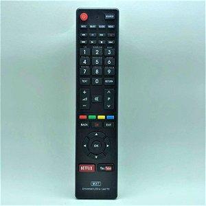 CONTROLE PARA TV UNIVERSAL C01369 MXT LCD E LED TV