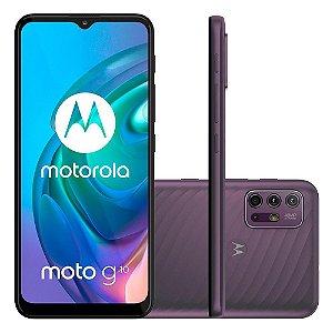 Smartphone Motorola Moto G10 4GB/64GB Cinza Aurora