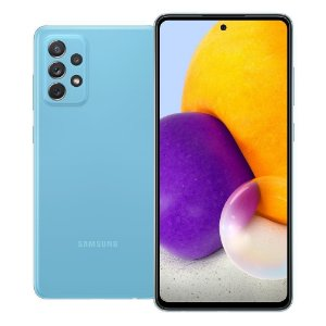 Smartphone Samsung A72 128GB A725M Azul