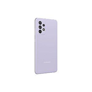 Smartphone Samsung A72 128GB A725M Violeta