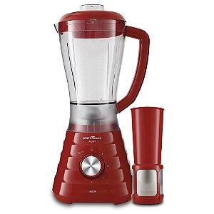 Liquidificador Britânia BLQ950 900W 2,4L Vermelho