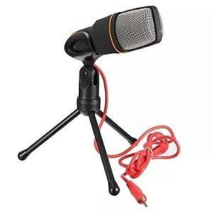 Microfone Condensador com Tripé MX-MC017 MXT