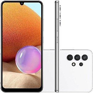 Smartphone Samsung A32 128GB A325M Branco