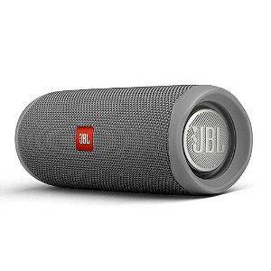 Caixa de Som Flip 5 JBL Cinza 20W